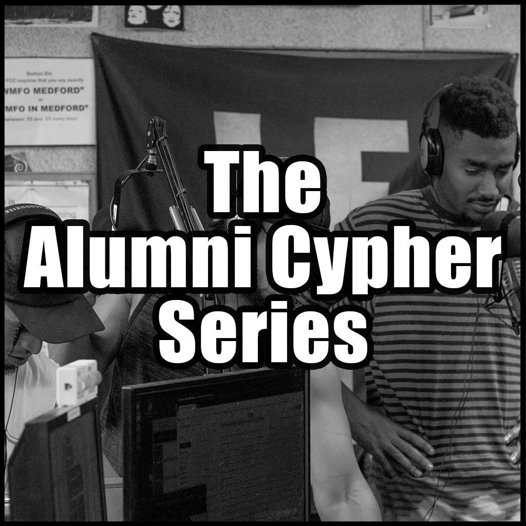 #AlumniCypher