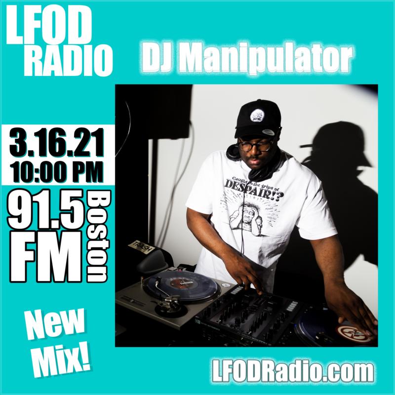 LFOD Radio DJ Manipulator