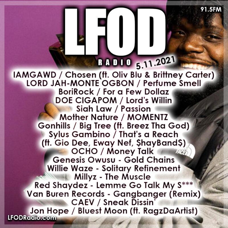 21.5.11 LFOD Radio